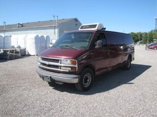 2002 CHEVROLET EXPRESS 214225 KMS