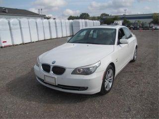 2009 BMW 528 252700 KMS