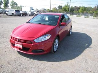 2013 DODGE DART 142900 KMS