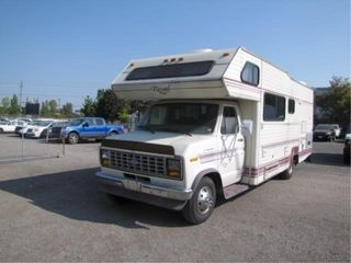 1987 FORD ECOLINE 147105 KMS