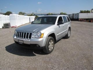 2010 JEEP GRAND CHEROKEE 212870 KMS