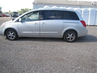 2005 NISSAN QUEST 231968 KMS
