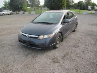 2007 HONDA CIVIC 98968 KMS