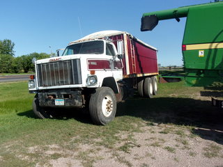 1981 GMC BRIGADIER W/20' BUFFALO BOX