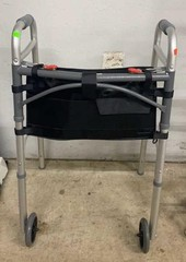 Drive Collapsible Rolling Walker