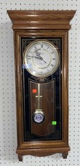 Verichron Wall Clock Westminster Chime 31 Tall
