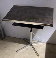 Metal Stand Podium 34x22.5x42