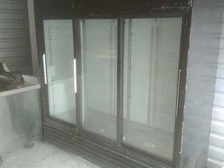 True 3 Door Refrigerator