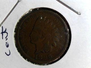 Indian Head Pennies