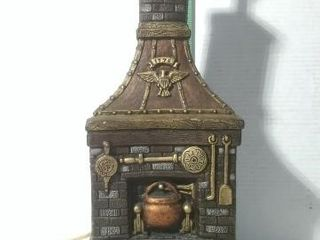 Vintage Lamp & Candles