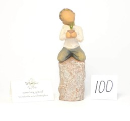 Willow Tree Figurine - Title is Something Special