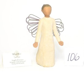 Willow Tree Figurine - Title is Angel of Grace