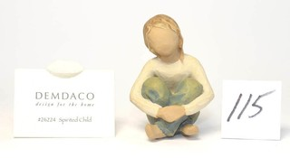 Willow Tree Figurine - Title is Spirited Child
