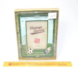 Russ Brand Vintage Sports Picture Frame