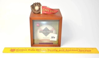 Russ Brand Baseball Holder