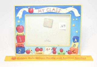 Russ Brand My Class Picture Frame