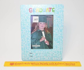Treasured Memories Graduate Picture Frame