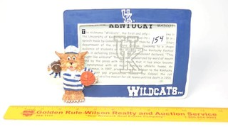 Kentucky Wildcats Picture Frame