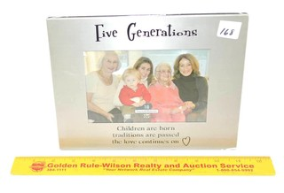 Treasured Memories by Ganz - Picture Frame - Five
