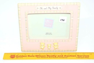 Russ Brand Baby Picture Frame
