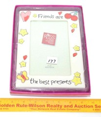 Russ Brand Picture Frame - Friends are the Best