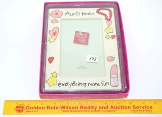 Russ Brand Picture Frame - Aunts Make Everything