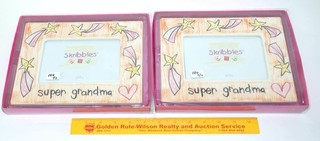 (2) Russ Picture Frames - both are Super Grandma