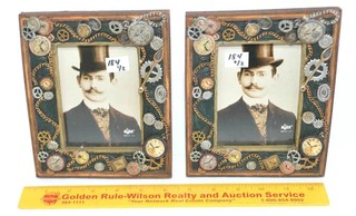 Pair of Matching Picture Frames - Russ Brand
