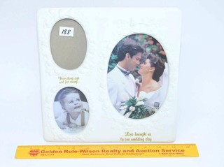 Russ Brand Wedding Picture Frame