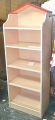 Shelving Unit - Measures Approx. 69in. T x 2ft. W