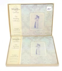 (2) Willow Tree - The Wedding Collection Promise