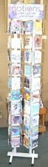 Greeting Card Stand - ALL Greeting Cards Shown