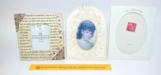 Lot of 3 Frames - Treasured Memories by Ganz &