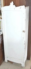 Small White Cabinet - Appears to be Vintage -