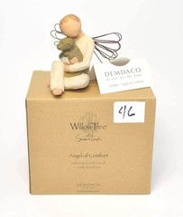 Willow Tree Figurine - Title is Angel of Comfort