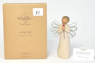 Willow Tree Figurine - Title is Loving Angel