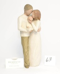 Willow Tree Figurine - Title is We are Three