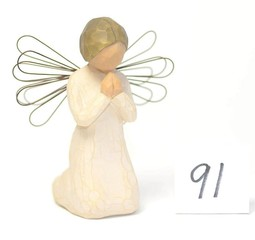 Willow Tree Figurine - Title is Angel of Prayer