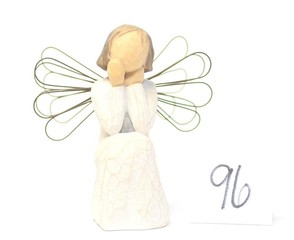 Willow Tree Figurine - Title is Angel of Caring