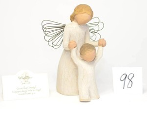 Willow Tree Figurine - Title is Guardian Angel