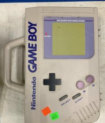 Nintendo Game Boy With Games & Manuals In Case