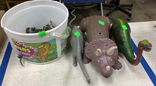Assorted Toy Dinosaurs