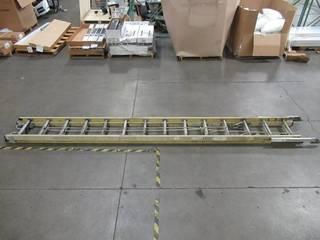 Werner 28 ft. Aluminum Extension Ladder D7128-2
