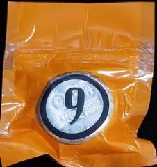 5 TROY OZ. .999 FINE SILVER ROUND 9 FINE MINT SEALED