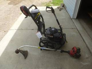 Brute Gas Power Washer