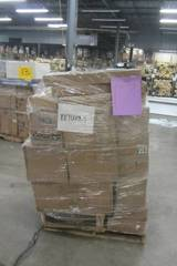 Our warehouse returns from ecomm, store. Lower grade