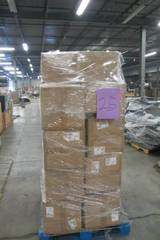 Brand new pallet of Easter decor and ornaments.
