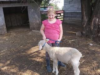 Sheep - Eliana Thompson - Freeland Telestars