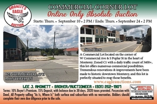 Commercial Corner Lot