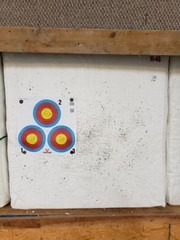Morrell's M-48 Professional Archery Target